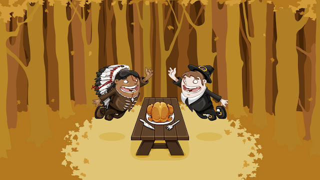 Funny HD Thanksgiving wallpapers for iPhone 5 (9)