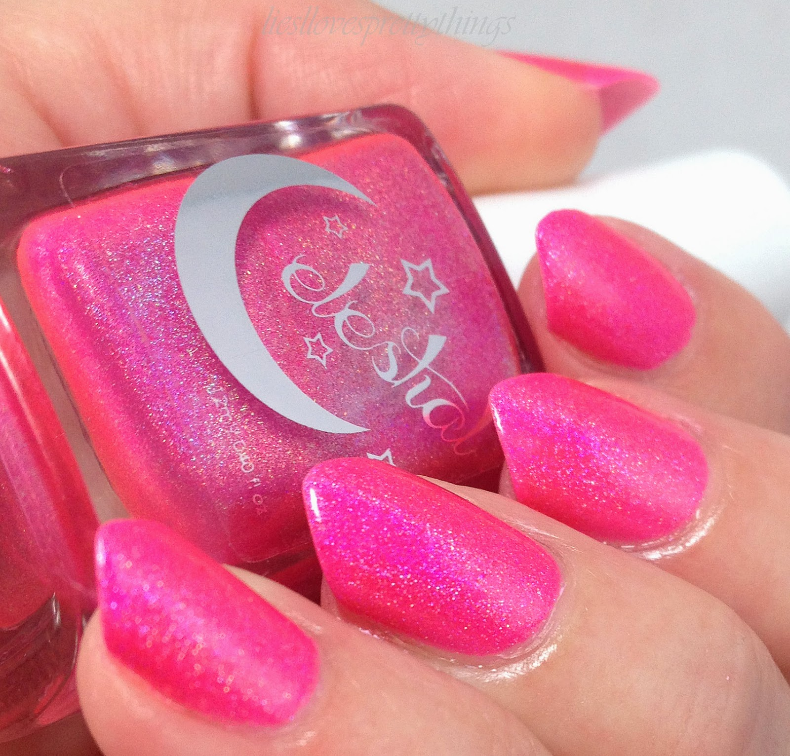 Celestial Cosmetics Merge-- The Electric You Collection, Summer 2014