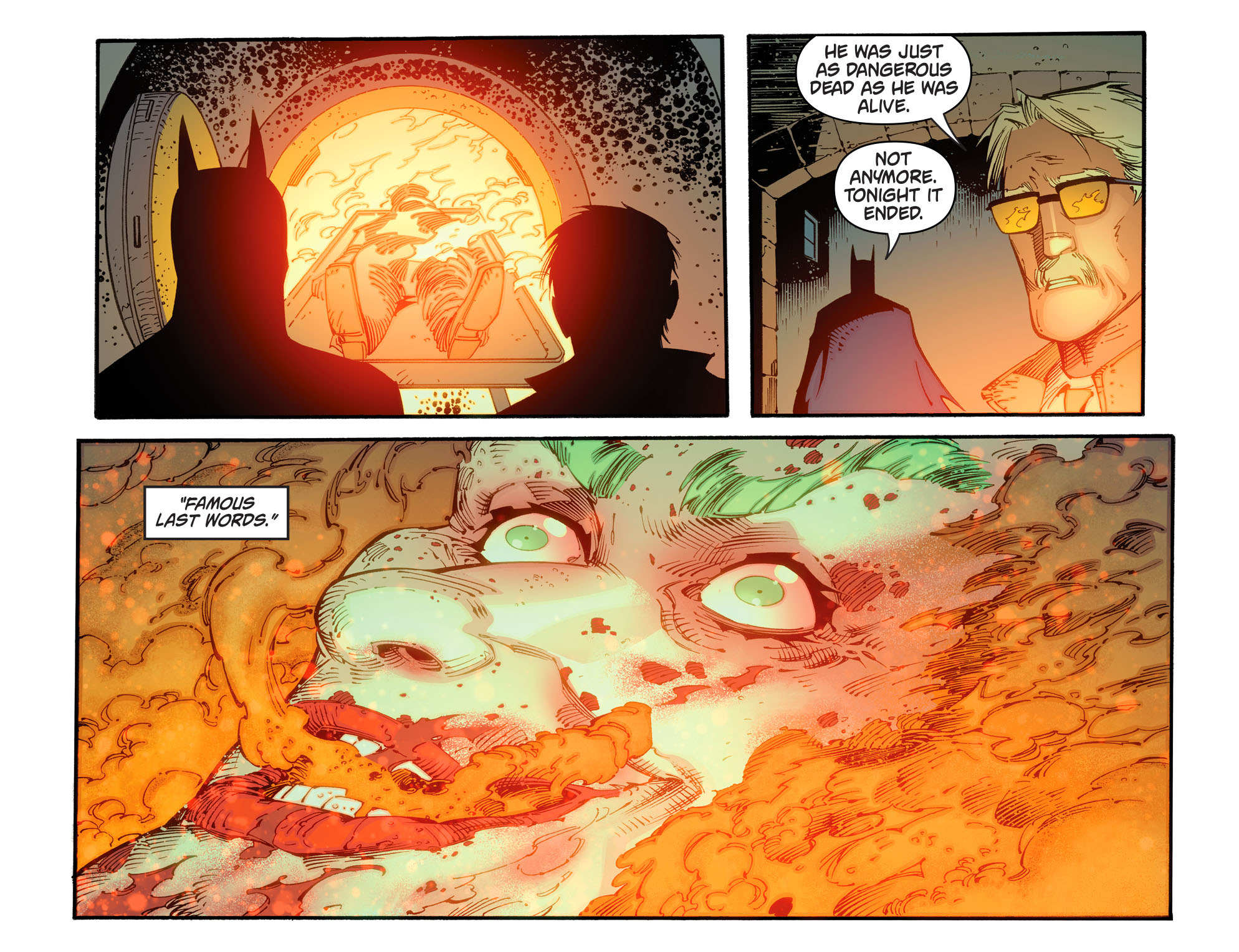 Batman: Arkham Knight [I] Issue #3 #5 - English 21