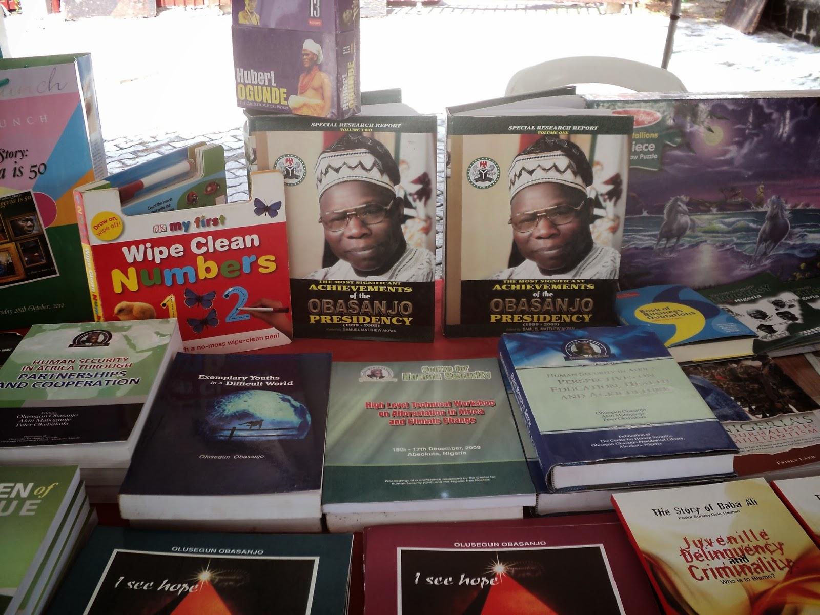 obasanjo autobiography book