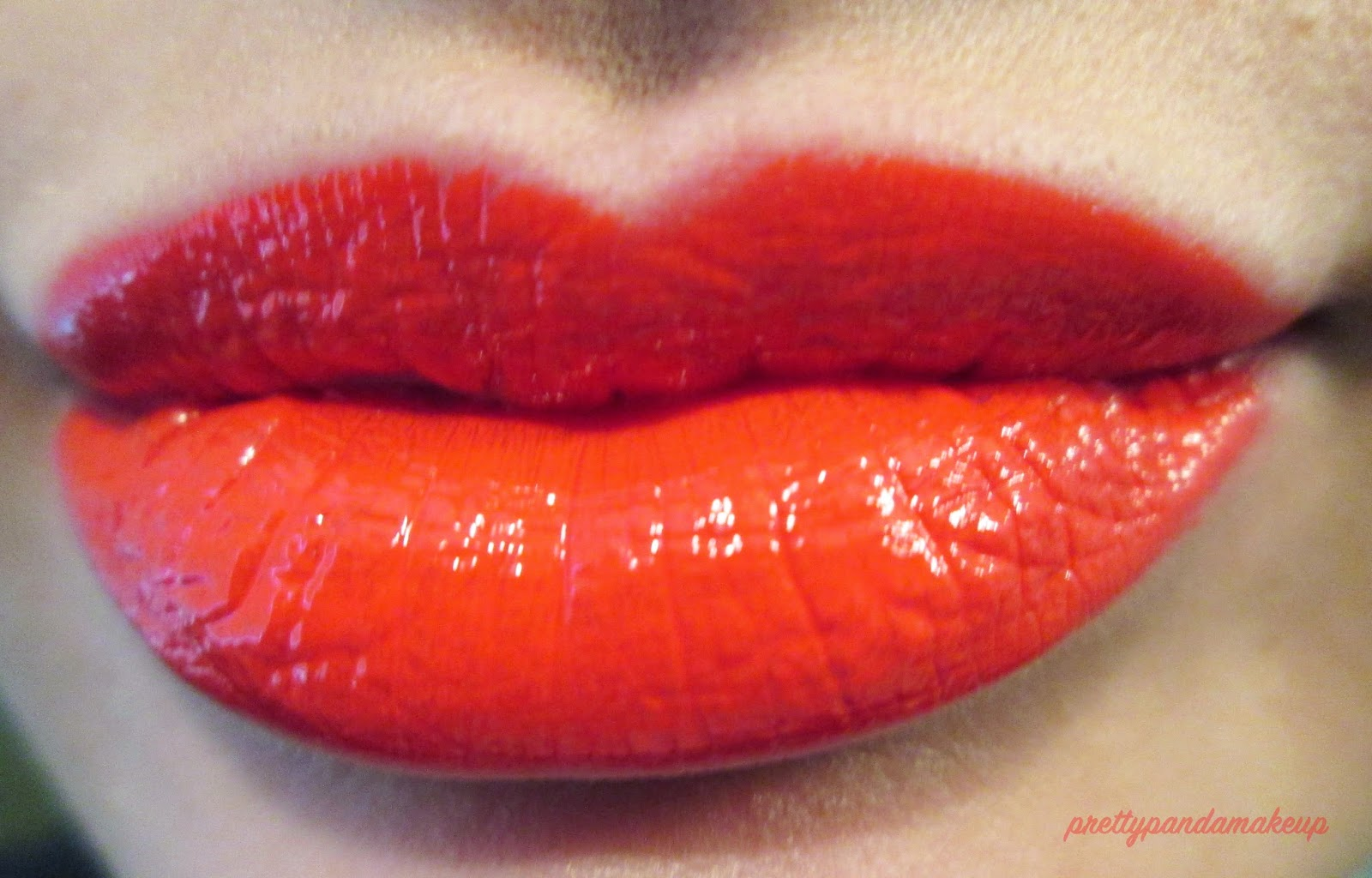 NYX Intense Butter Gloss in Orangesicle