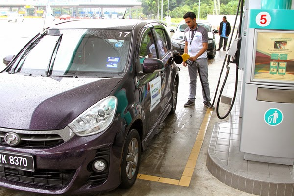 A Munkey With A Tale Petronas Primax95 Experience To Believe