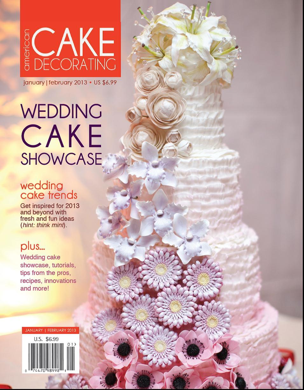 Decorating Magazine Critic DC Cool Cupcake Stuff American Cake Decorating Magazine