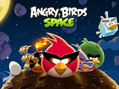 Angry Birds Space Premium v2.0.1