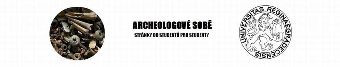 Studenti archeologie sobě