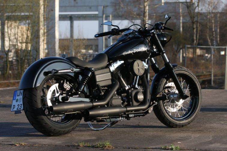 biker excalibur ii street bob tp bobber by thunderbike. Black Bedroom Furniture Sets. Home Design Ideas