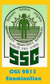 SSC CGLE 2013
