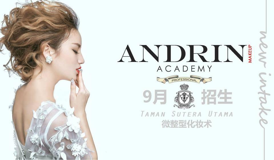 专业发型设计课程----Andrin Academy