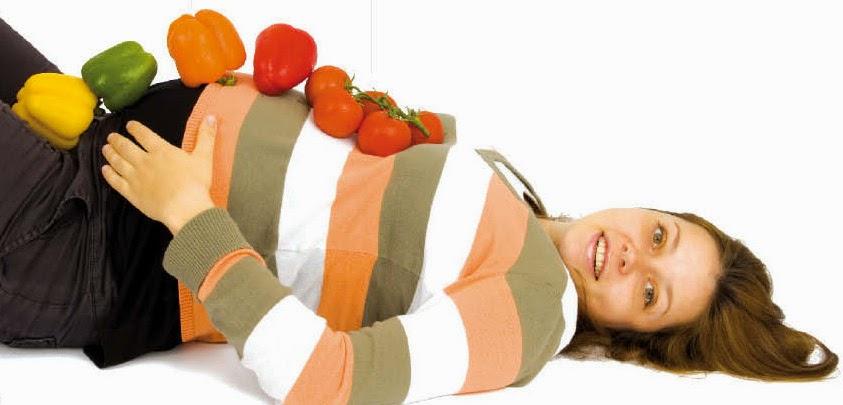 Période irrégulière et enceinte
