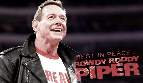 RIP Roddy Piper