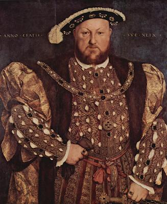 Portret Henryka VIII