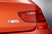 2012 new BMW M6 Coupé F12 badge emblem logo original picture