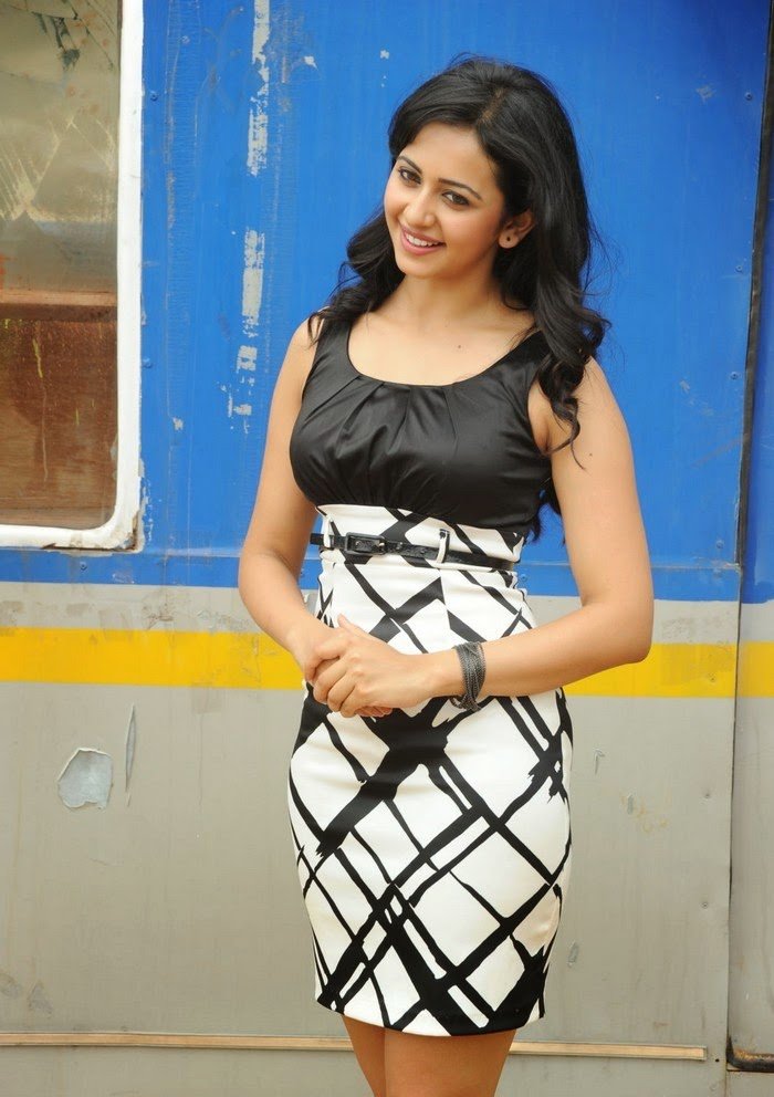 Backside view of rakul preet singh sexy outfits sexy tight mini skirt hot pics hd free download now