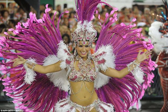 Huehue1.com: Buenisimas Fotos del Carnaval de Brazil 2012.
