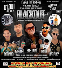 CASA DO BREGA - BLACKOUT FEST.