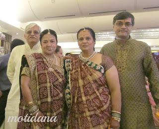 gharchola , kutchi bhatia wedding, wedding jewellery