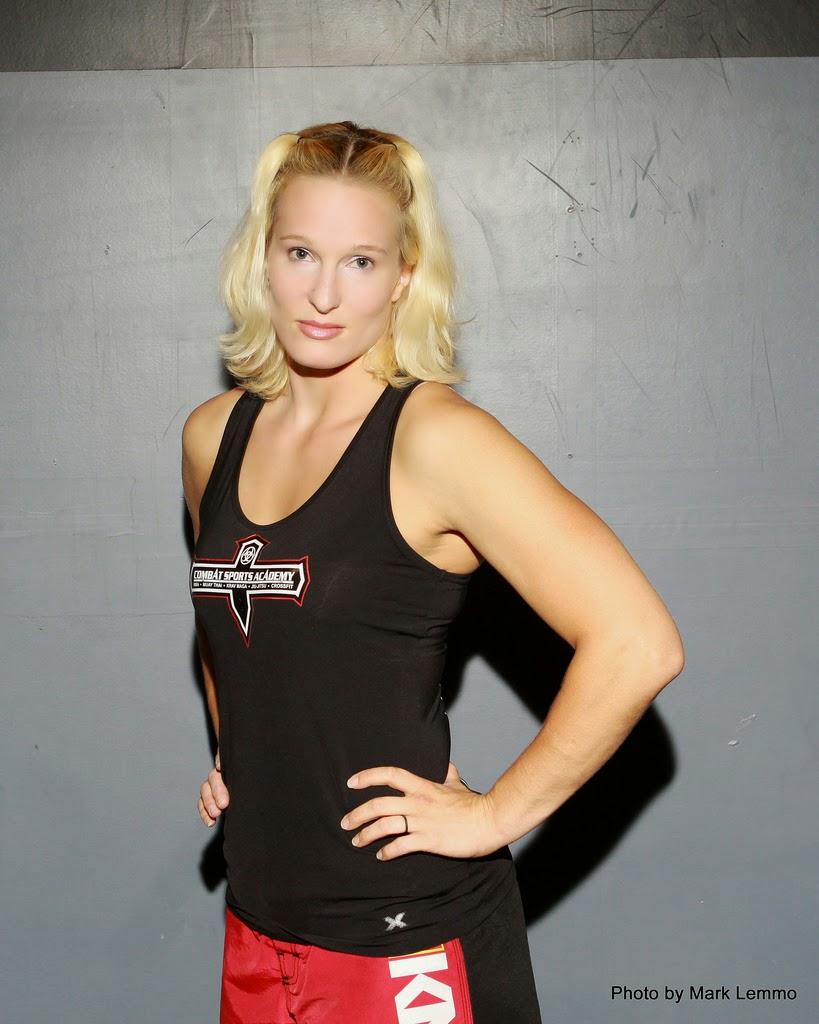 Elaina Maxwell mixed martial arts nude photos 2019