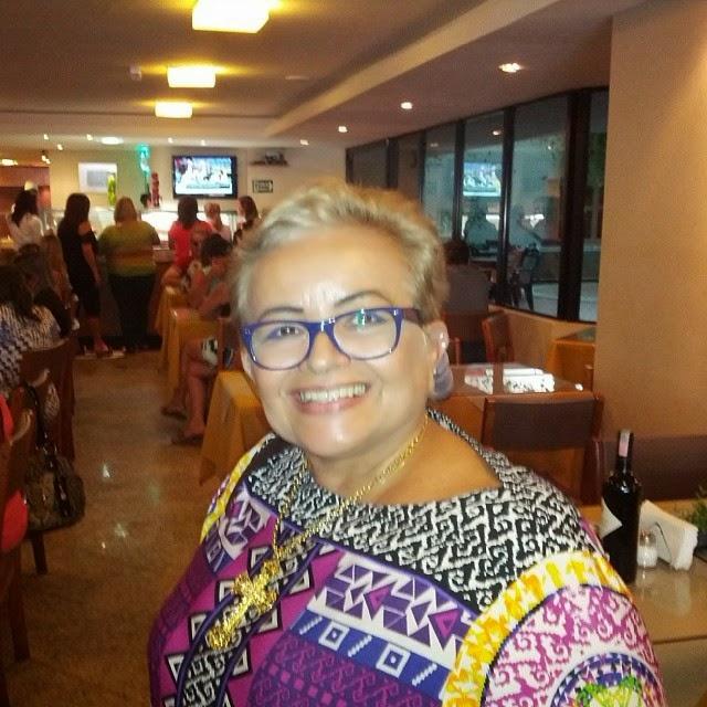 MARIA CLEIDE MULHER ESTILOSA