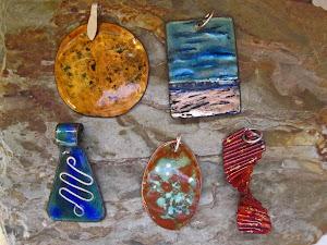 Finished pendants