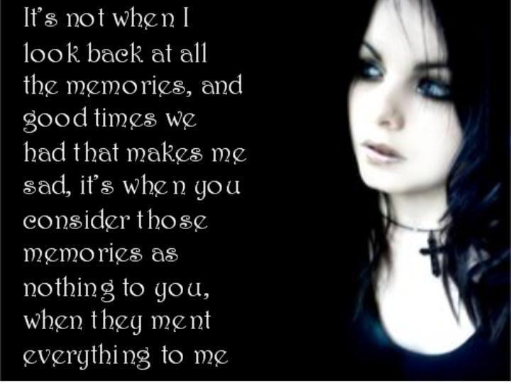 sad emo love quotes