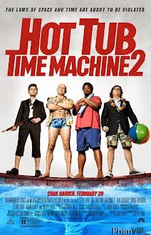 Xem phim Bồn Tắm Thời Gian 2 - Hot Tub Time Machine 2