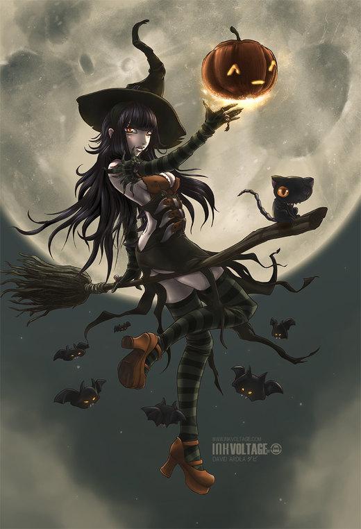 Halloween 2008 - Complete por Ardila
