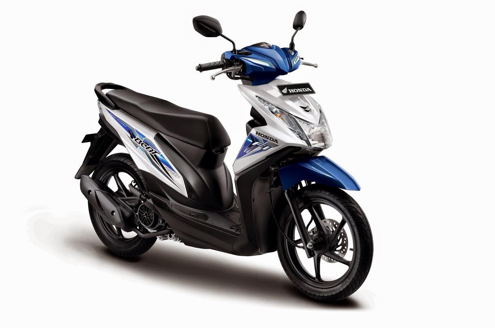 Harga Motor Honda BeAT eSP Terbaru