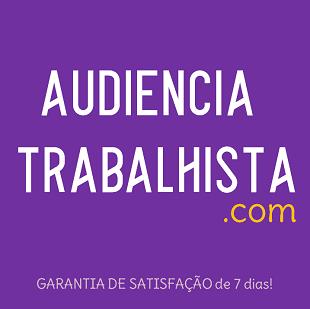 CURSO DE AUDIÊNCIA