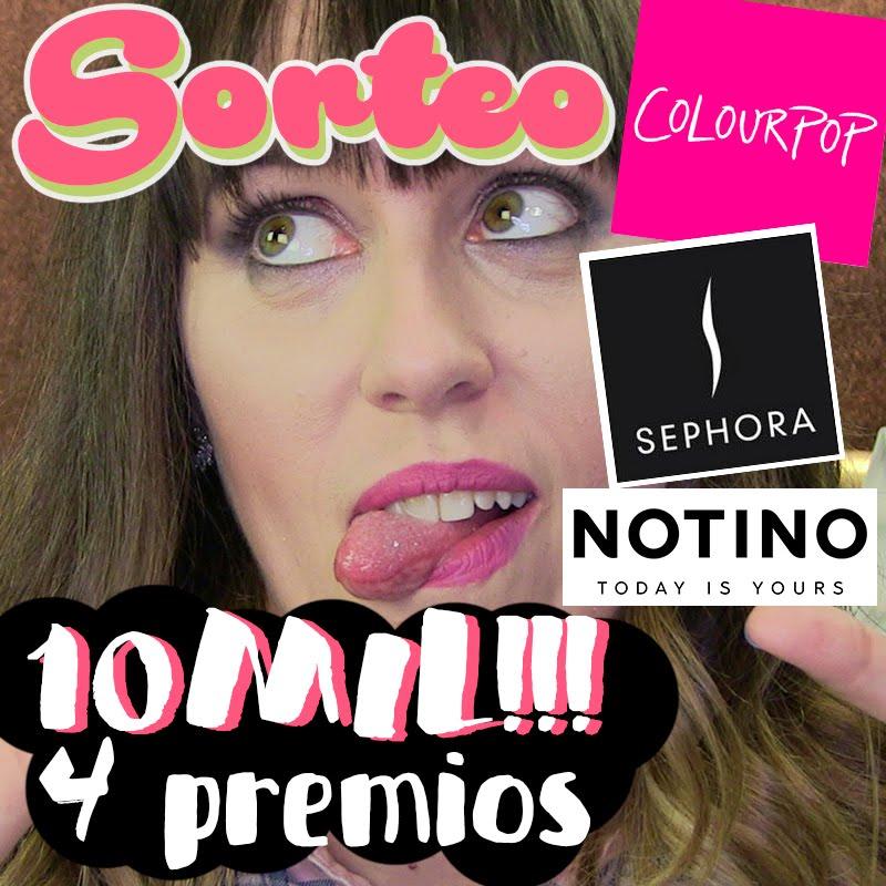 ¡¡¡ESTOY DE SORTEO!!!
