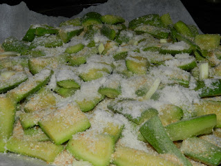 zucchine light gratinate