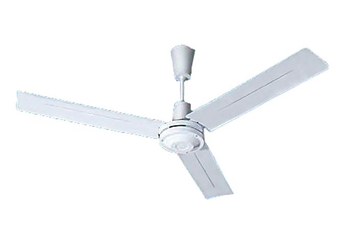 Sistema de velocidades para un ventilador basado en la for Ventiladores de techo com
