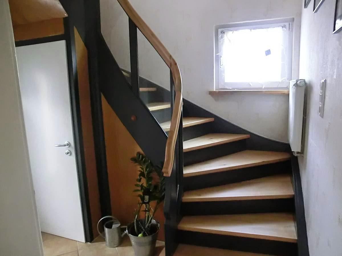 michas holzblog gastbeitrag treppenrenovierung von frank peter christ. Black Bedroom Furniture Sets. Home Design Ideas