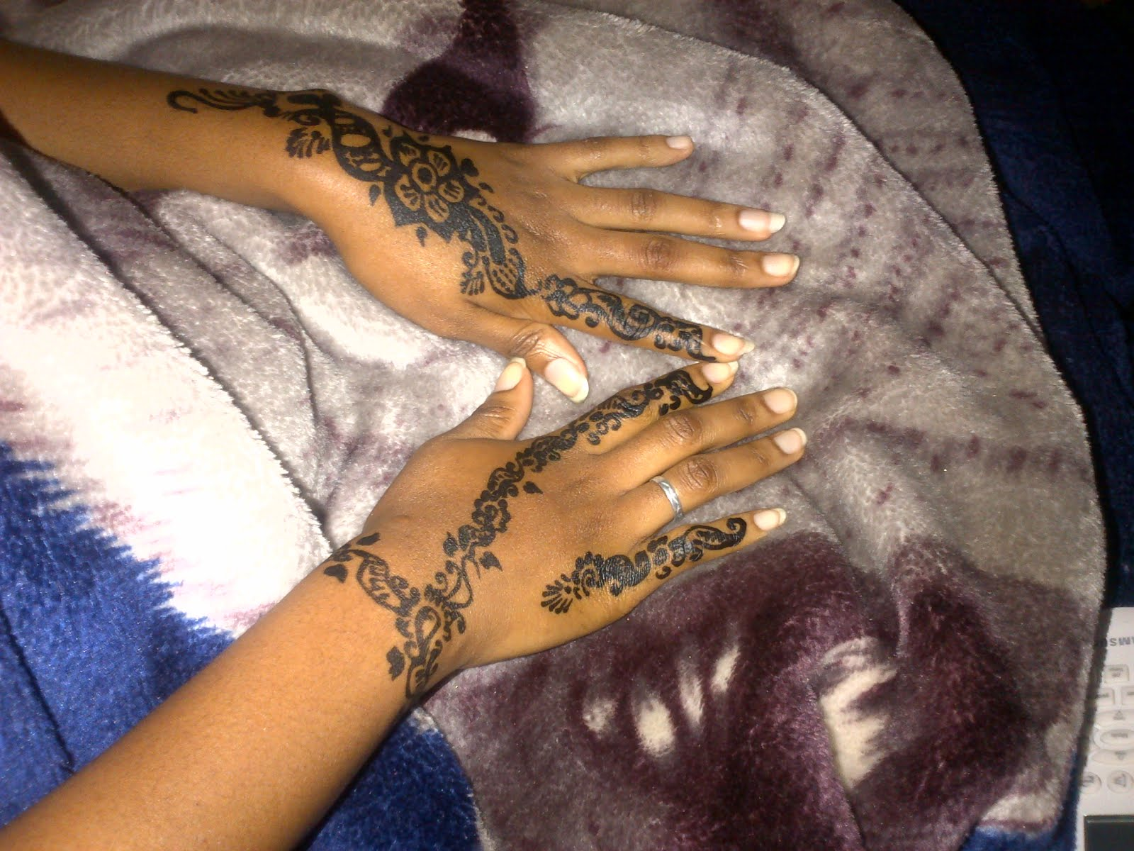 Tamiko Adyms For My Love Of Henna
