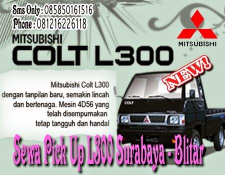 Sewa Pick Up L300 Surabaya - Blitar