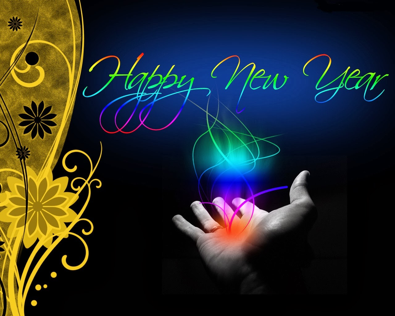 collection of hd wallpaper life: happy new year wallpapers