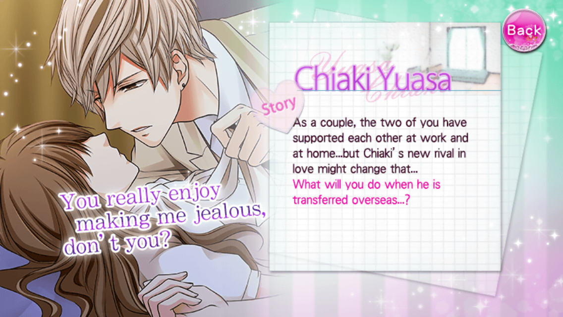[เฉลย] Our Two Bedroom Story   Chiaki Yuasa : Sequel Walkthrough