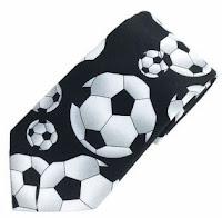 Boys Soccer tie