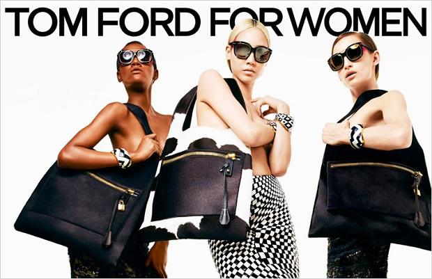 Tom Ford Fall/Winter 2013 Camapaign