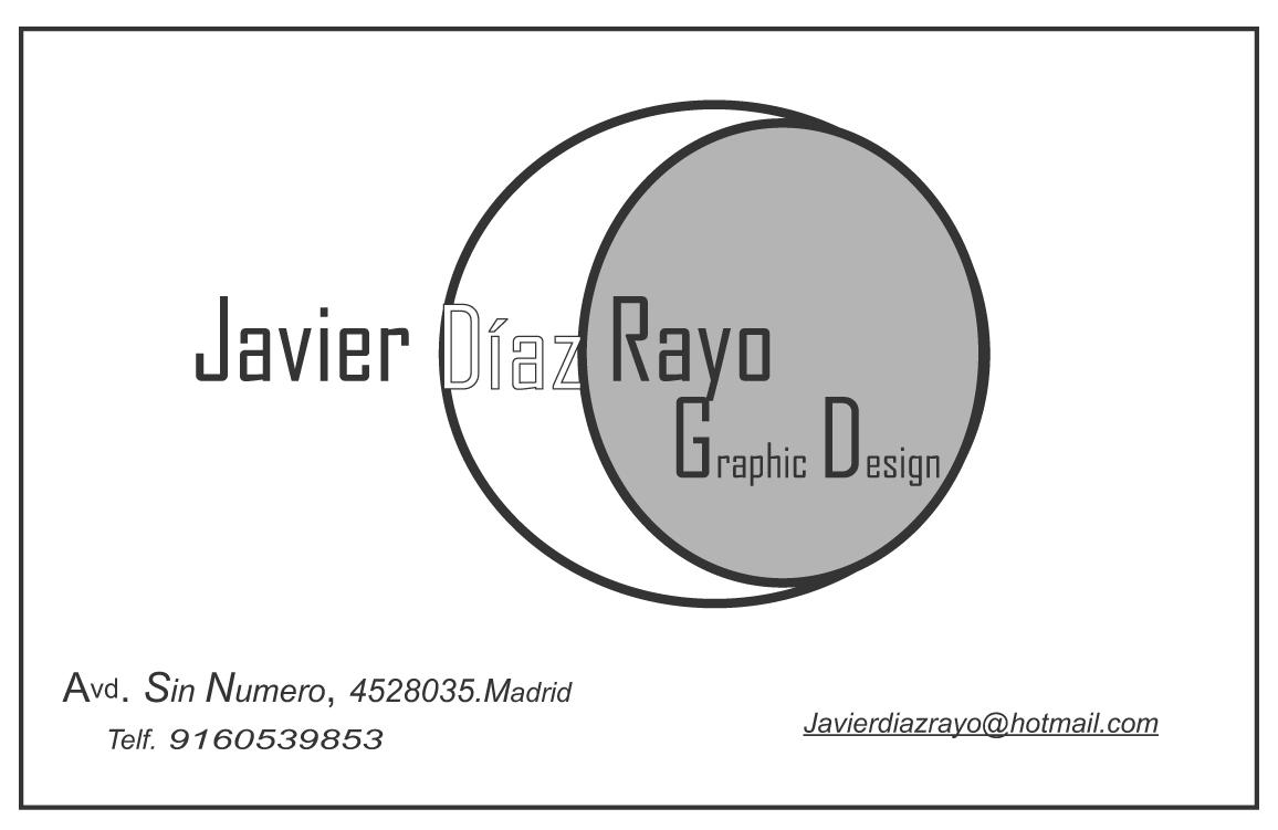 DesIgn JaV: Trabajo diseño de tarjetas