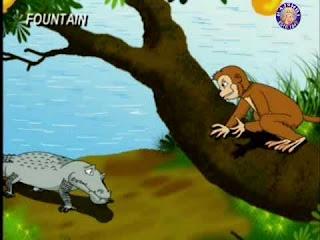 Cerita Monyet dan Buaya dalam Bahasa Inggris