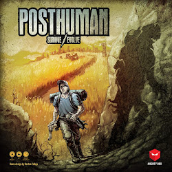 Posthuman - the boardgame
