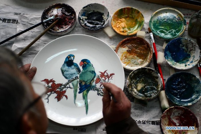Inkspired Musings China Part Ii Arts And Crafts