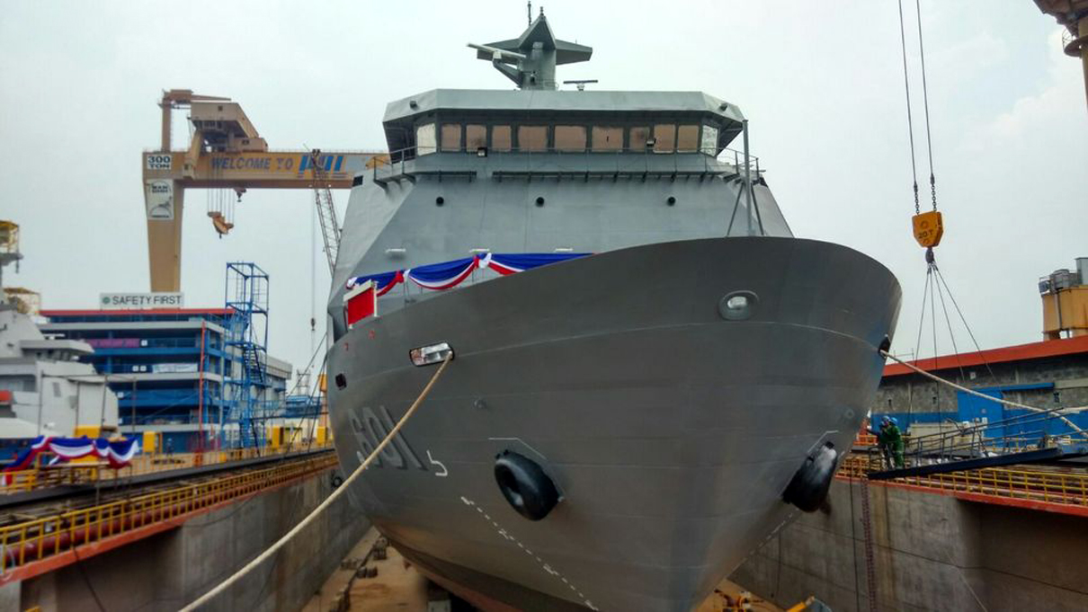 PT PAL Strategic Sealift Vessel (SSV)