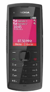 Dual SIM Nokia X1-01 Price India