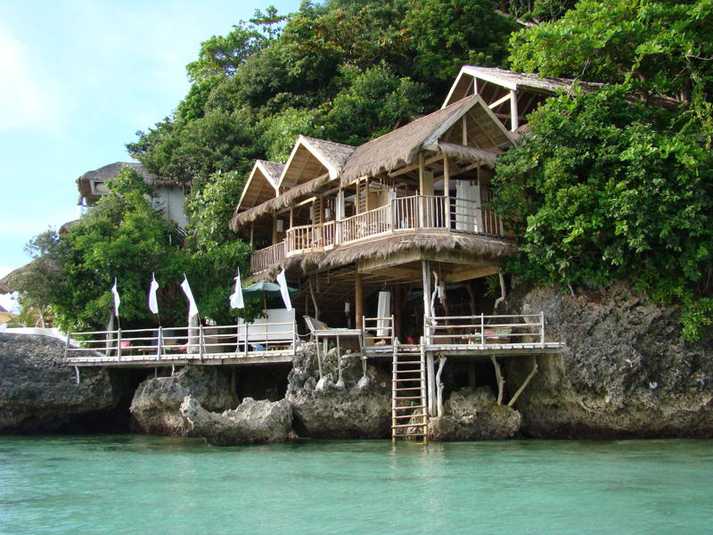 Philippine Bamboo Houses