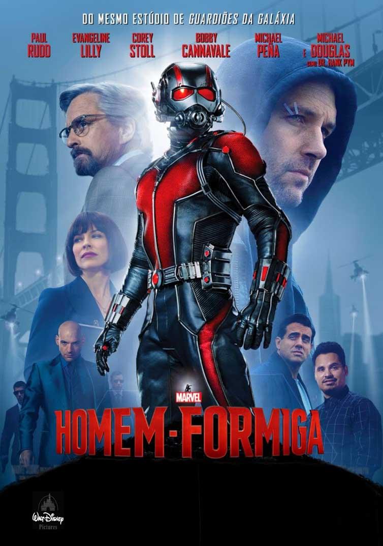 Homem-Formiga 3D Torrent - Blu-ray Rip 1080p Dublado (2015)