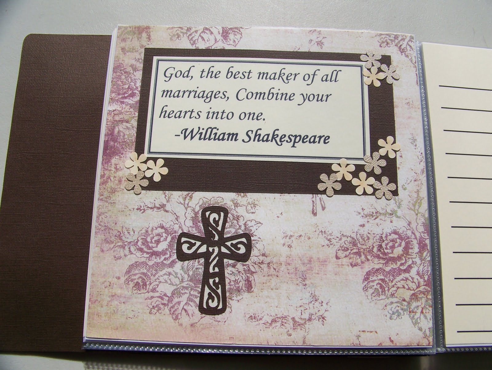 bridal shower for daughter quotes quotesgram