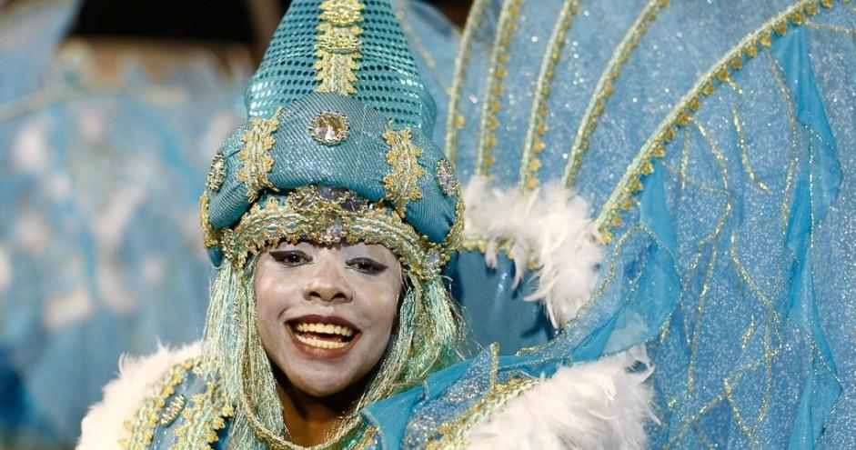 carnival in sao paulo globo television