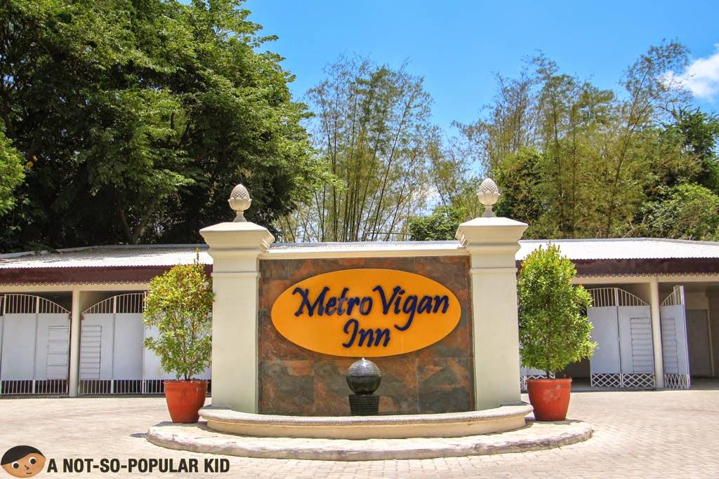 Metro Vigan Inn Hotel