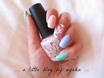 Ayaka's nail art blog*
